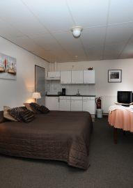 Doppelzimmer mit Kichenette und Frühstück